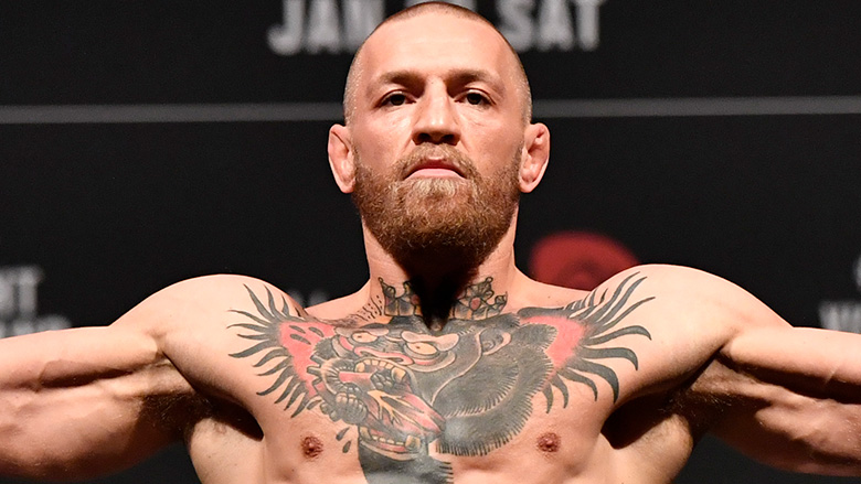 UFC Star Conor McGregor