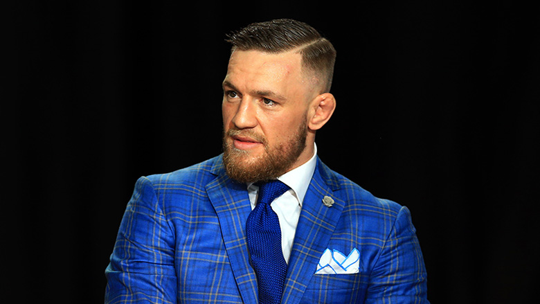 UFC Star Conor McGregor