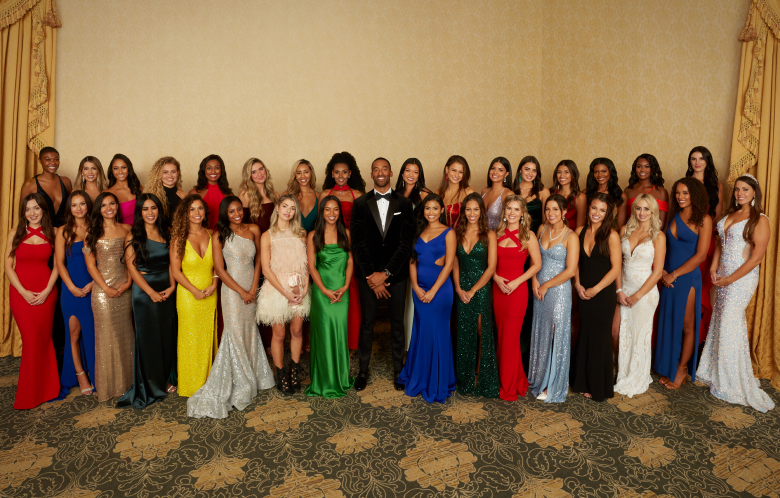The cast of 'The Bachelor'