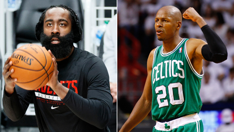 Ray Allen Weighs in on the James Harden Situation
