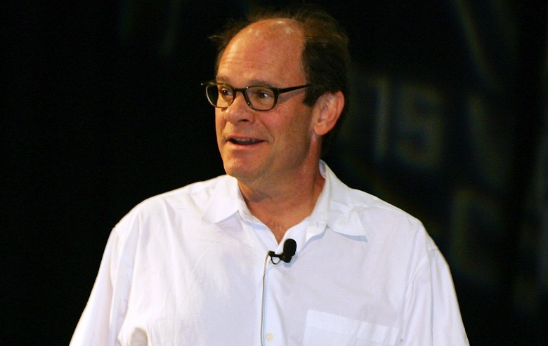 "Ethan Phillips who played the character Neelix on ""Star Trek: Voyager"" walks on stage at the fifth annual official Star Trek convention at the Las Vegas Hilton"