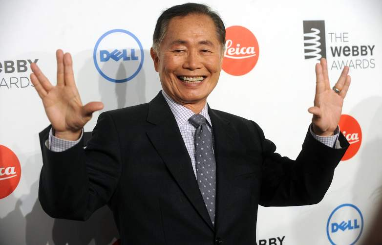 Actor George Takei attends 18th Annual Webby Awards