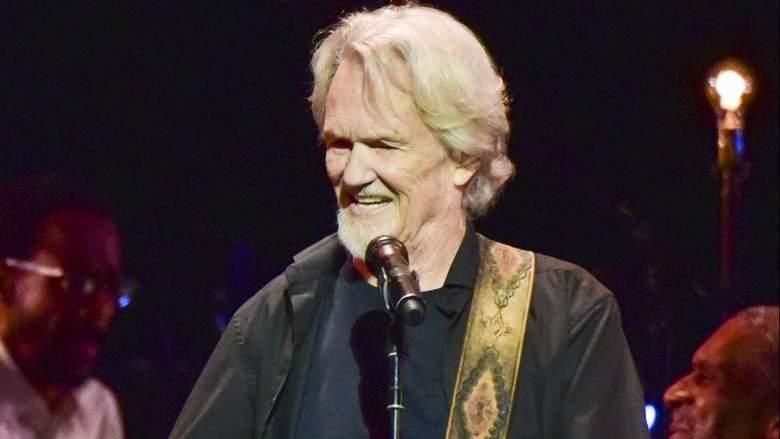 Kris Kristofferson performs onstage at JONI 75: A Birthday Celebration Live at Dorothy Chandler Pavilion