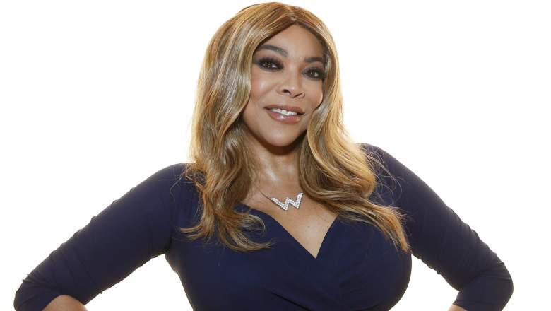 Wendy Williams attends the Chiara Boni front row during New York Fashion Week