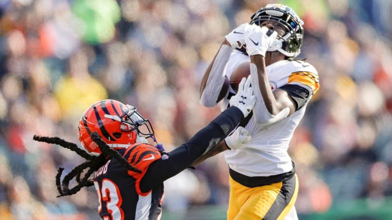 Deon Cain Steelers