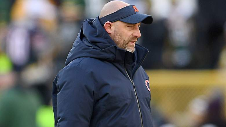 Bears coaching staff