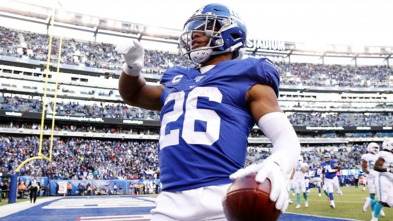 Saquon Barkley calls knee injury the lowest point of his life