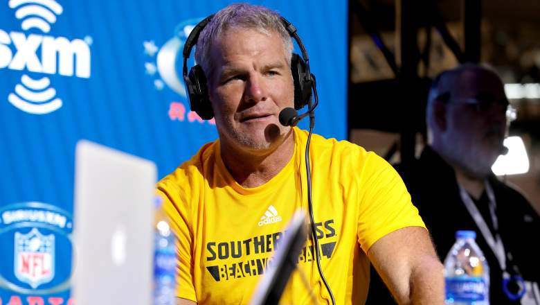 Favre on Rodgers 2020