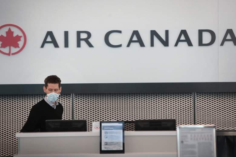 canada airport covid