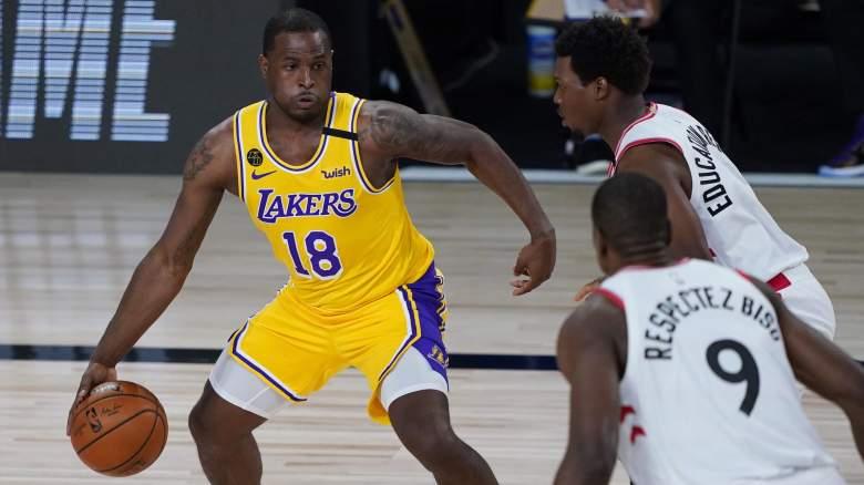 Former Laker Dion Waiters