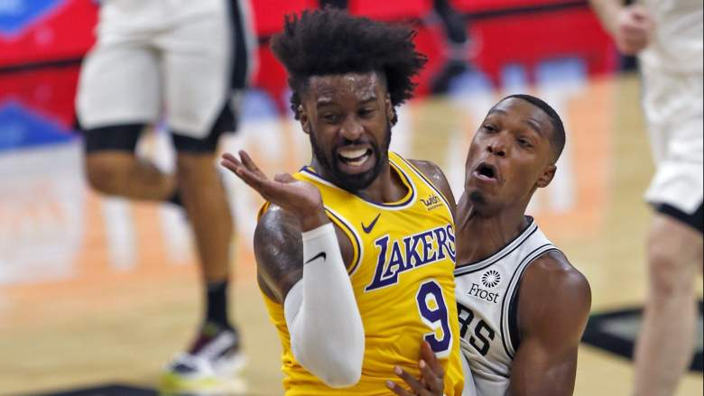 Wesley Matthews, Los Angeles Lakers