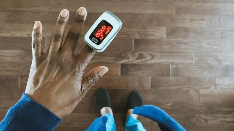 pulse oximeter black people