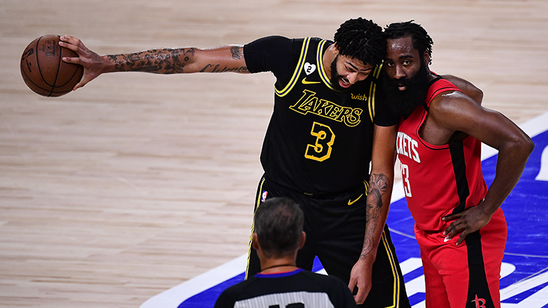 anthony davis james harden
