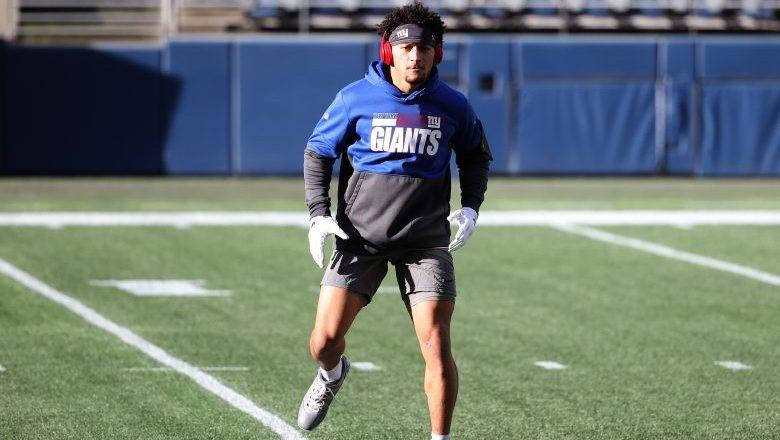 Giants TE Evan Engram a potential cap casualty