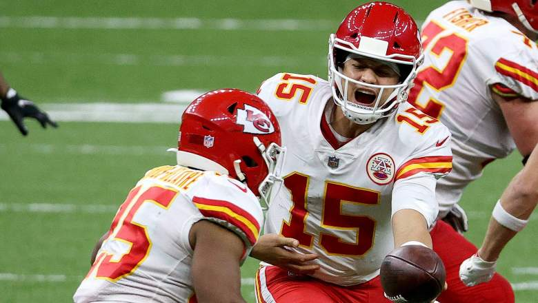 Patrick Mahomes injury Chiefs