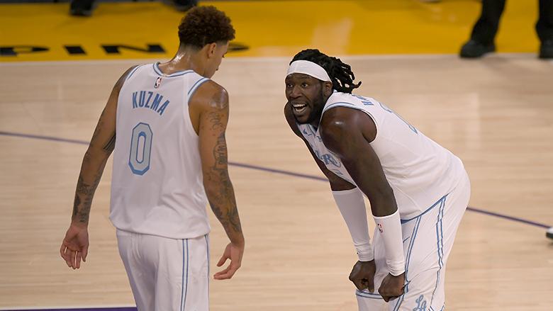 Analyst Says Lakers Already 'Need' to Trade Montrezl Harrell | Heavy.com