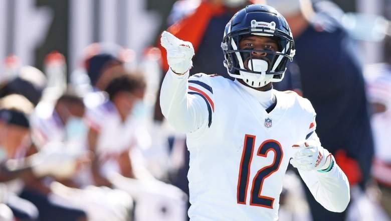 Bears WR Allen Robinson