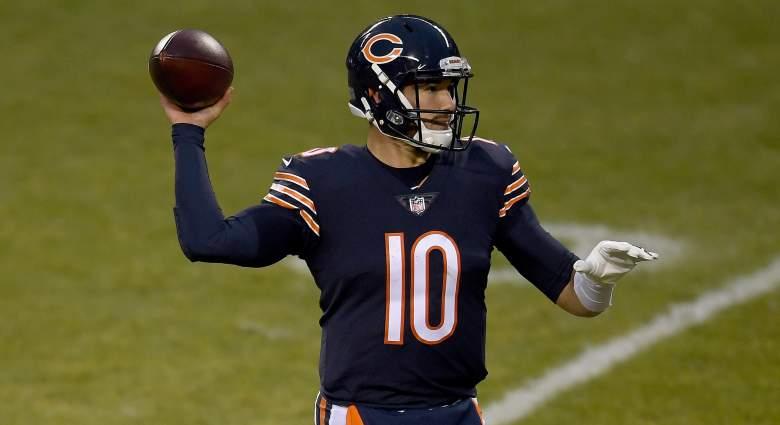 Bears QB Mitch Trubisky