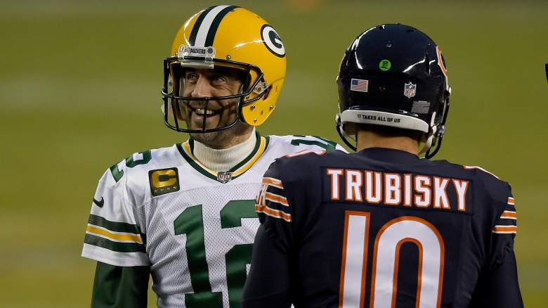 Rodgers Pay Bump Week 17
