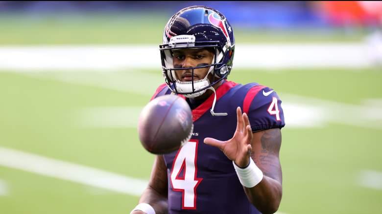 Cowboys Given Solid Odds to Trade for Texans QB Deshaun Watson