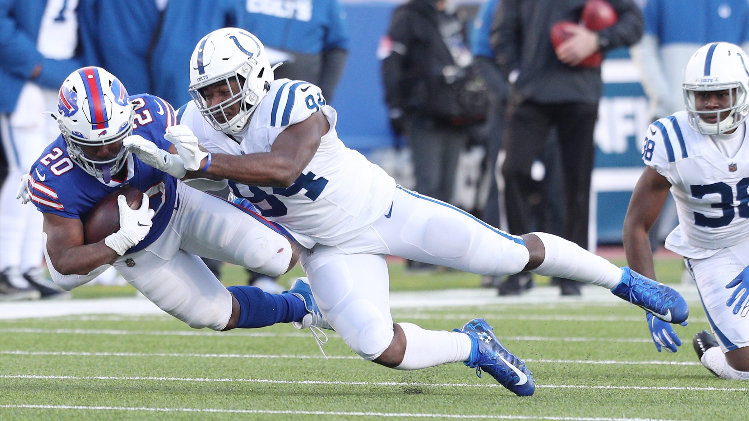 Bills RB Zack Moss Delivers Good News About Recent Injury