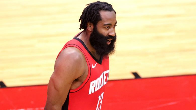 Celtics rank high on James Harden Trade Odds