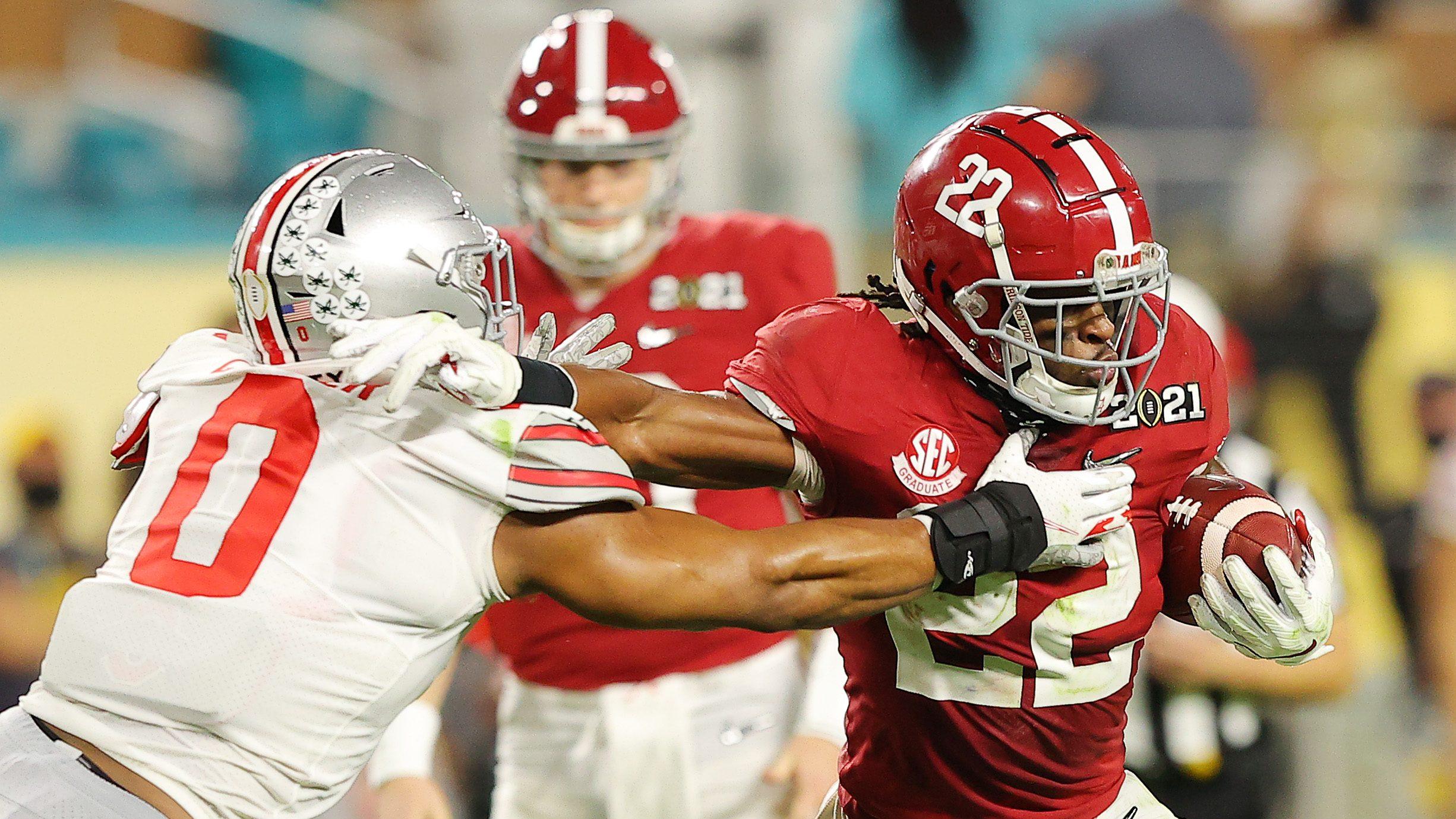 ESPN Analyst Has Bills Selecting 2020 Doak Walker Award Winner in 2021 NFL Draft