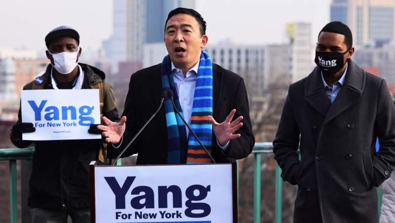 Andrew Yang turned down biden administration