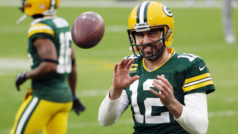 Favre on Rodgers 2021