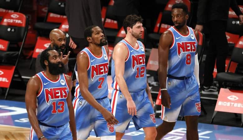Bucks vs Nets watch