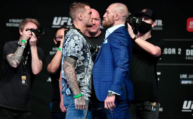 UFC 257 watch