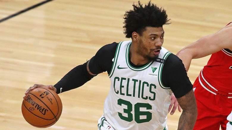 Marcus Smart, Celtics
