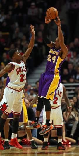 Jimmy Butler Kobe Bryant