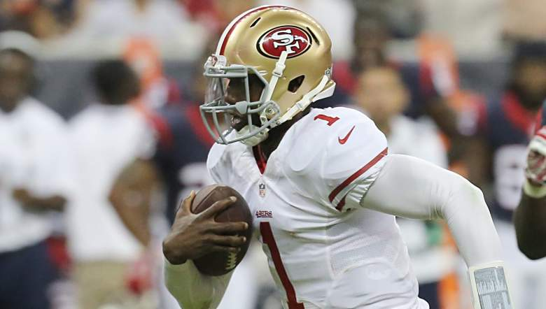 49ers Roster Moves