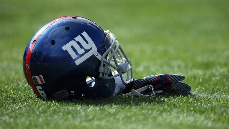 Giants release WR Golden Tate