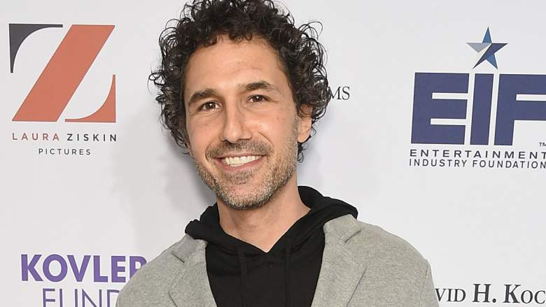 "Ethan Zohn attends ""Cancer: The Emperor of All Maladies"" New York screening"