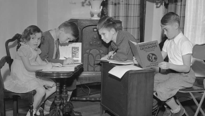 radio learning polio epidemic