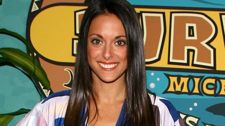 Survivor contestant Eliza Orlins attends the Survivor: Micronesia Finale and Reunion Show