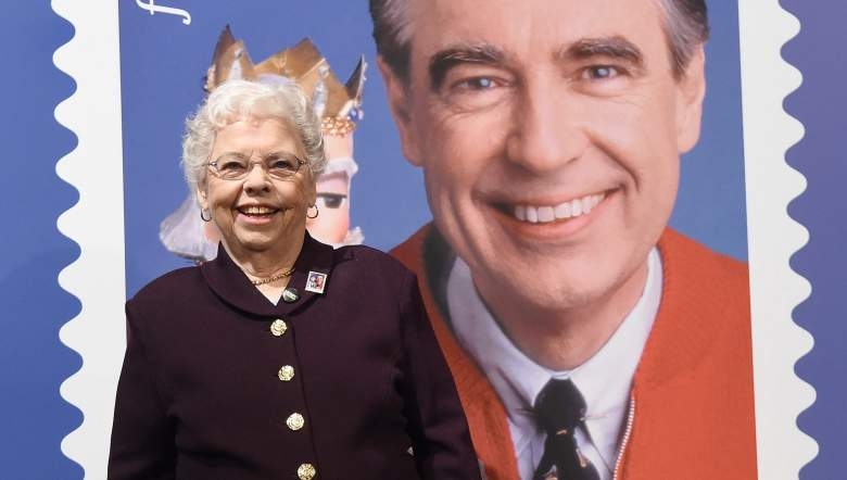Fred and Joanne Rogers h