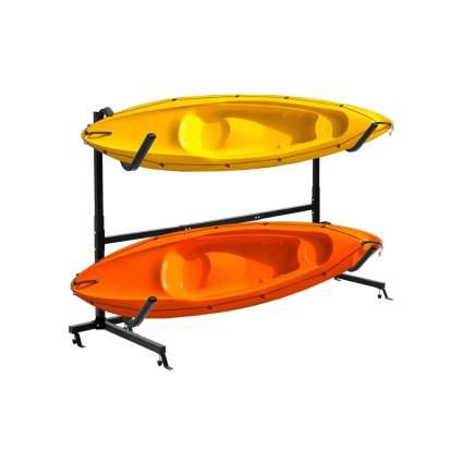 Goplus Freestanding Kayak Rack