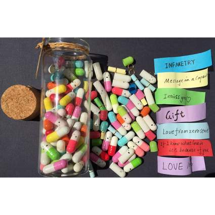 Love letter pill gift set