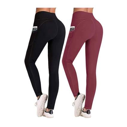 IUGA Squat Proof Leggings