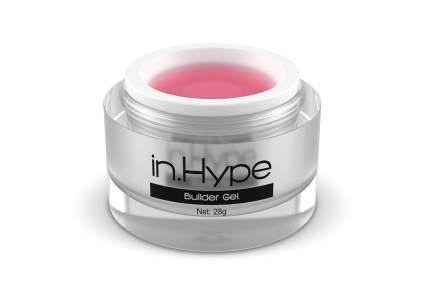 In.Hype pink UV hard gel jar