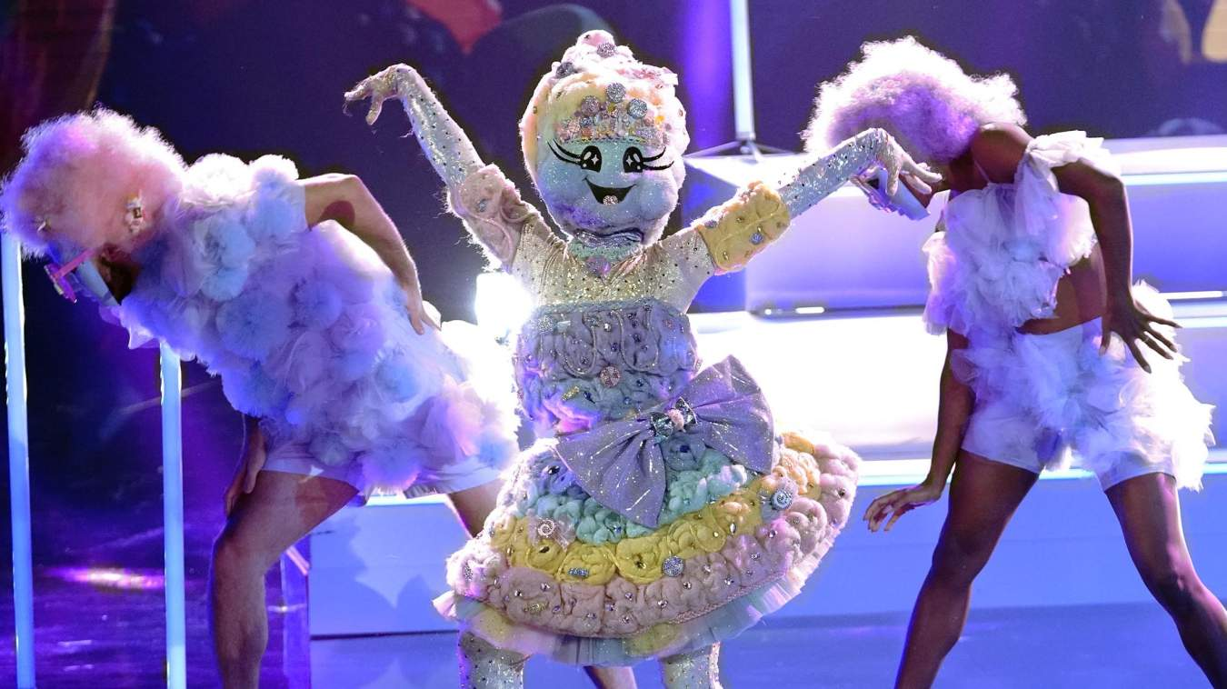 The Masked Singer Cotton Candy