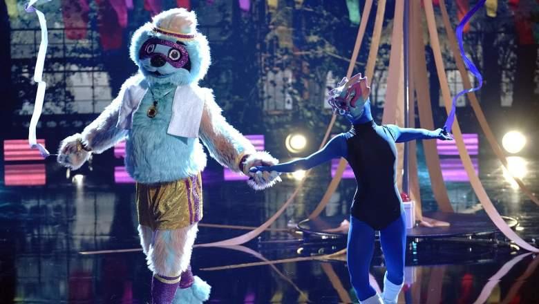 The Masked Dancer Sloth