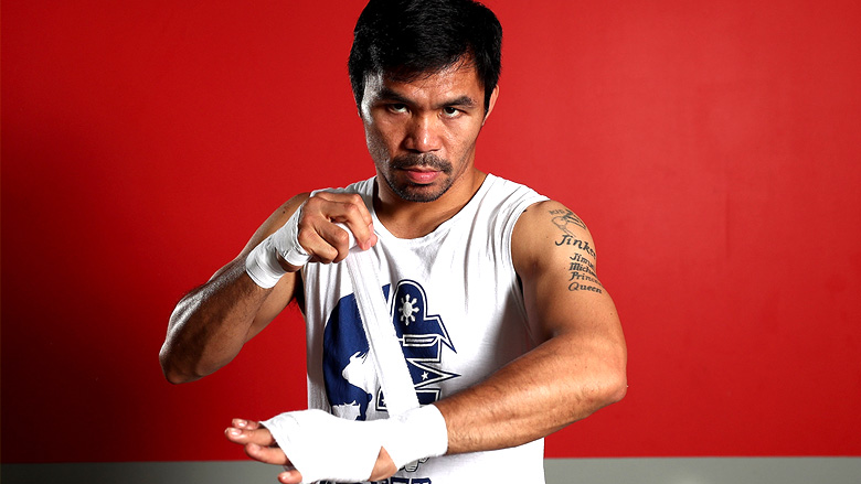 Boxing Star Manny Pacquiao