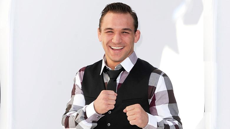 UFC Fighter Michael Chandler