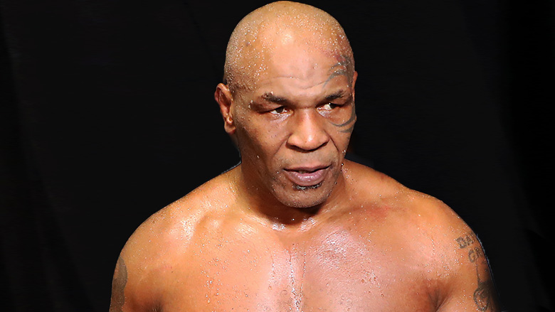 Boxing Legend Mike Tyson