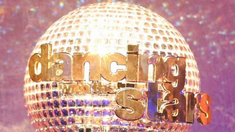 The Dancing With the Stars Mirrorball Trophy