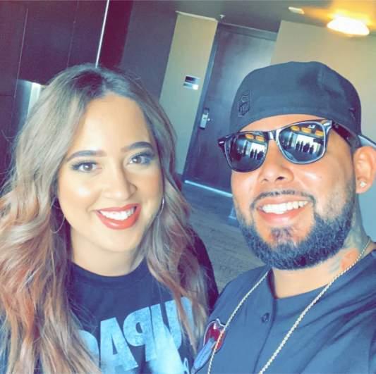 Nicole and David Salgado